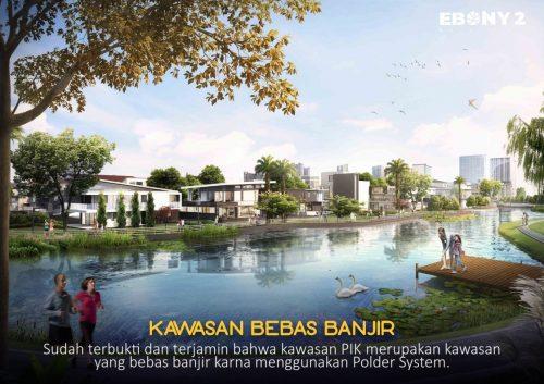 Fasilitas Ruko Batavia – Ebony 2 Pantai Kita PIK2 (3)