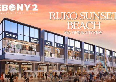 Ruko Sunset Beach