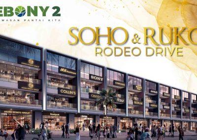 SOHO & Ruko Rodeo Drive